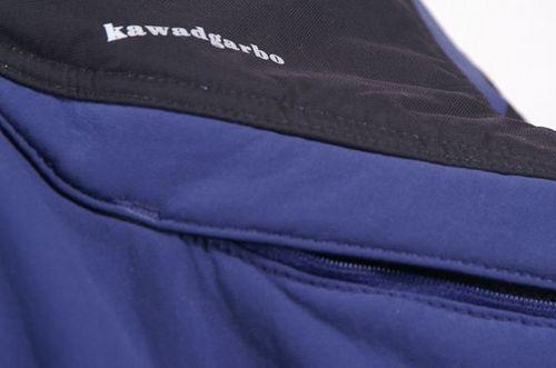 Kawadgarbo 软硬壳混合体 VB JACKET  细节